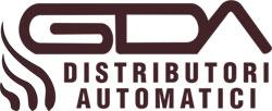 GDA Distributori automatici Napoli Logo